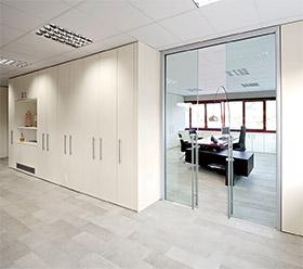 Pareti divisorie ufficio mdesign srl roma for Design ufficio srl roma